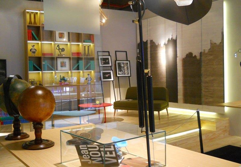 Casa FOA 2012: Estudio de diseño con toilette - Diana Reisfeld