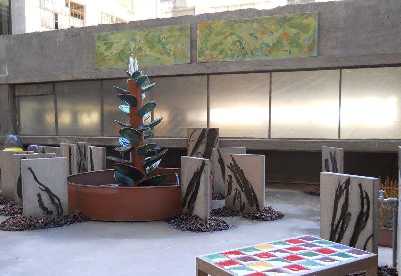Casa FOA 2012: Volver a las Fuentes (paisajismo) - Desiree De Ridder y Bernie Ezcurra