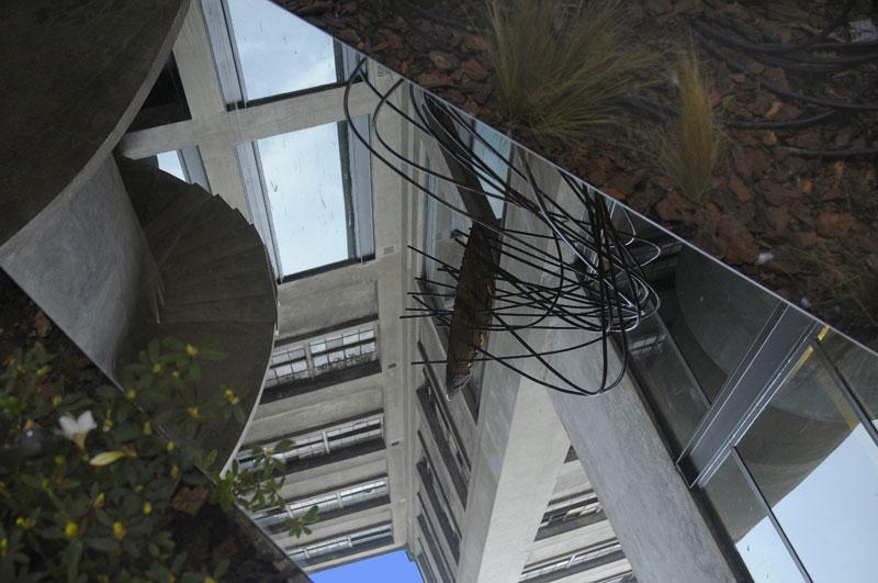 Casa FOA 2012: Paisajismo urbano - Estudio Diana Estevez