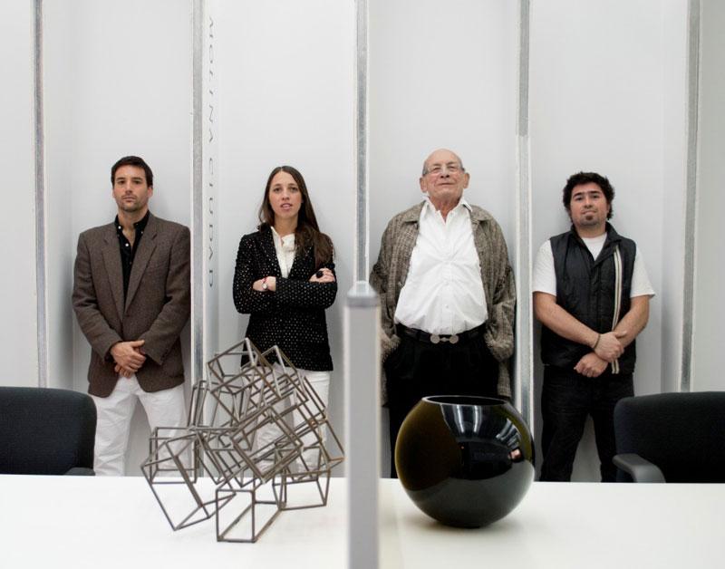 Casa FOA 2012: Espacio Molina Ciudad - Team Fellinger