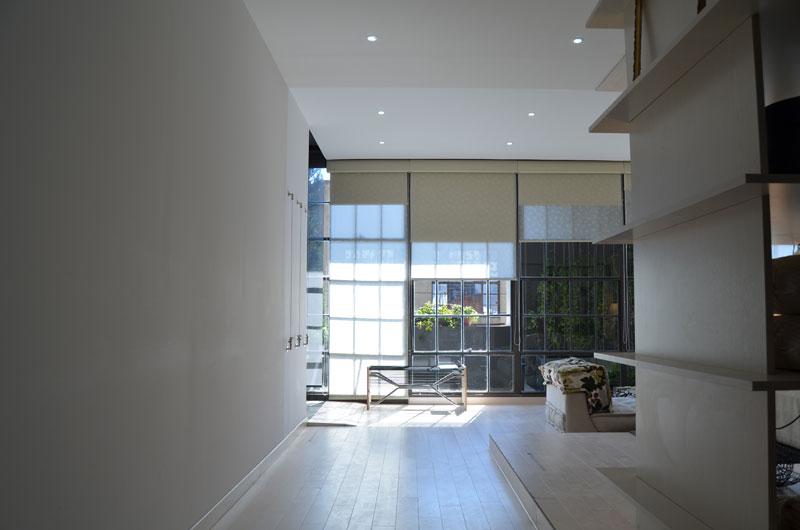 Casa FOA 2012: Dormitorio para una pareja de diseñadores - Angie Dub / Tatiana Gurovich