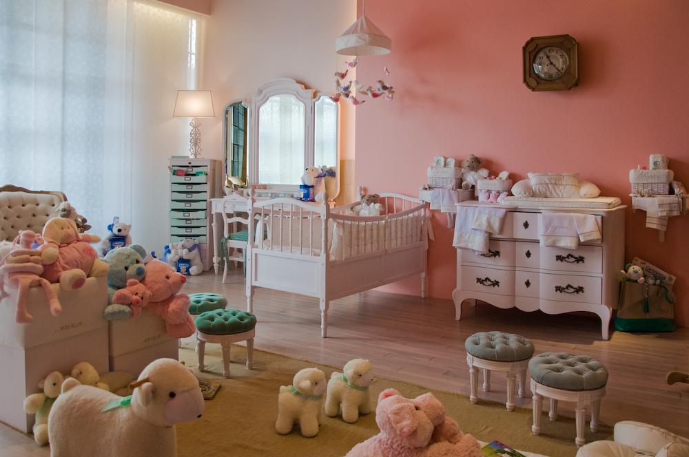 Casa FOA 2012: Cuarto de Bebe - Alexia Baralia y Stella Lluch